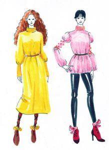 Modesignerin werden