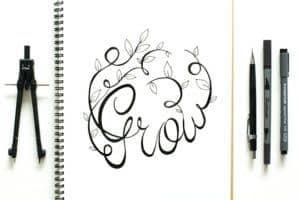 Modeentwürfe zeichnen lernen